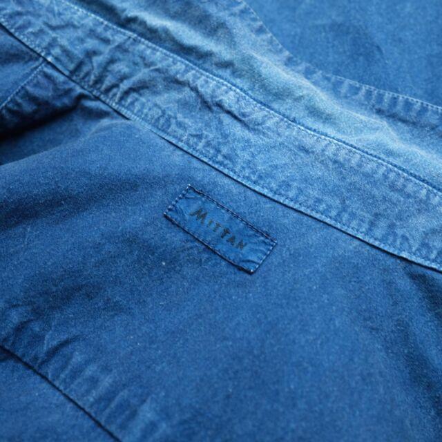 SH-14  藍から黒への染め直し  #redye  #mittan